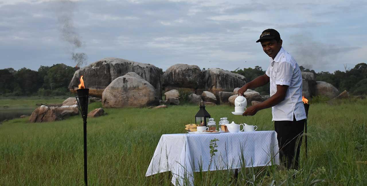 Vacancies at Mahoora tented safari camps Sri Lanka